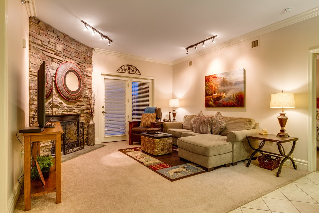 Photo of a Gatlinburg Condo named Baskins Creek 203 - This is the first photo in the set.