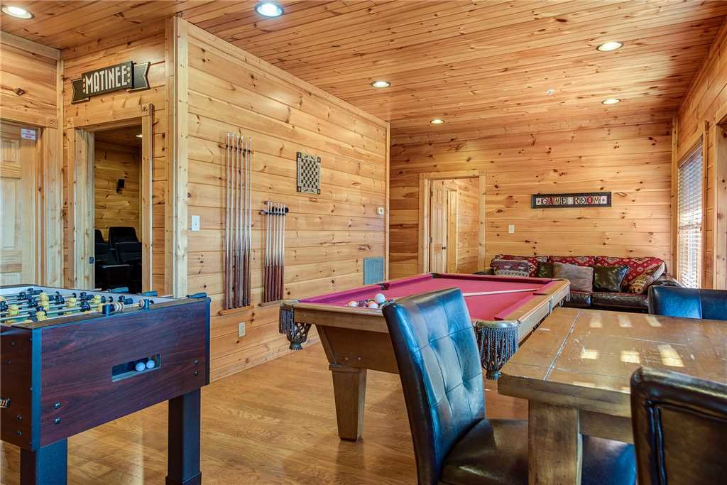 Photo of a Gatlinburg Cabin named Mountain View Lodge - This is the eleventh photo in the set.