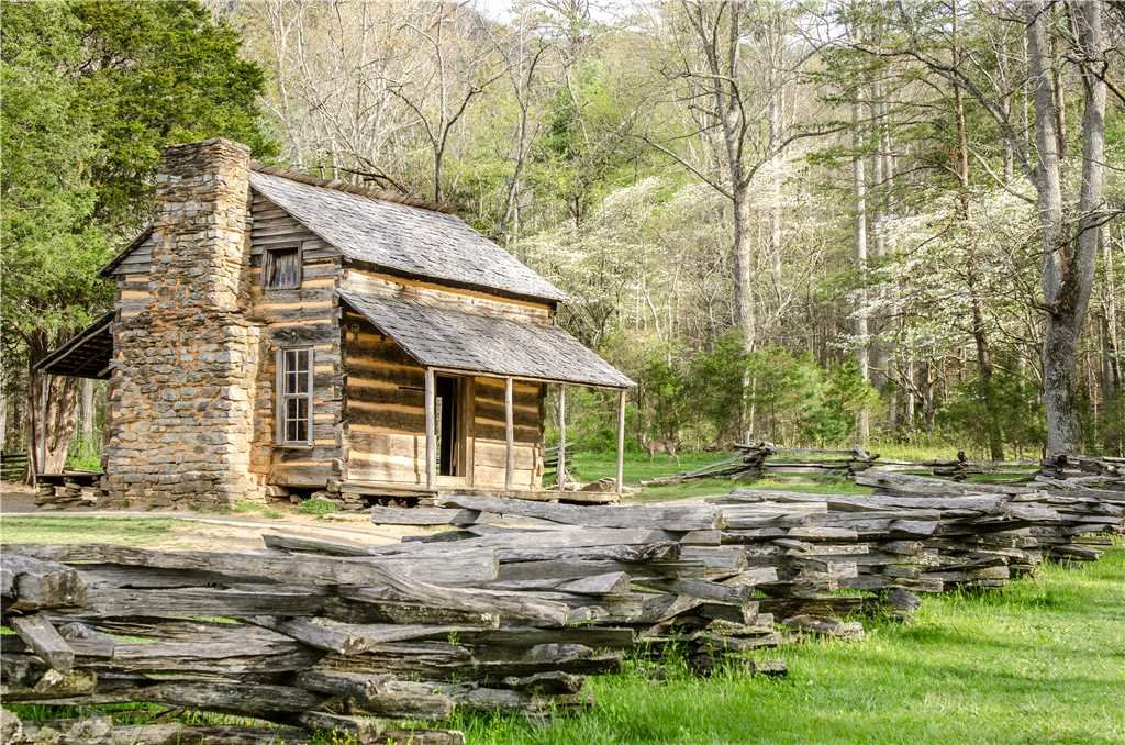 Photo of a Gatlinburg Cabin named Bearadise - This is the twentieth photo in the set.