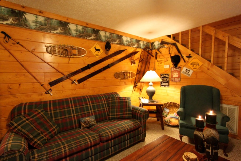 Photo of a Pigeon Forge Cabin named Woodhaven #1741 - This is the eleventh photo in the set.