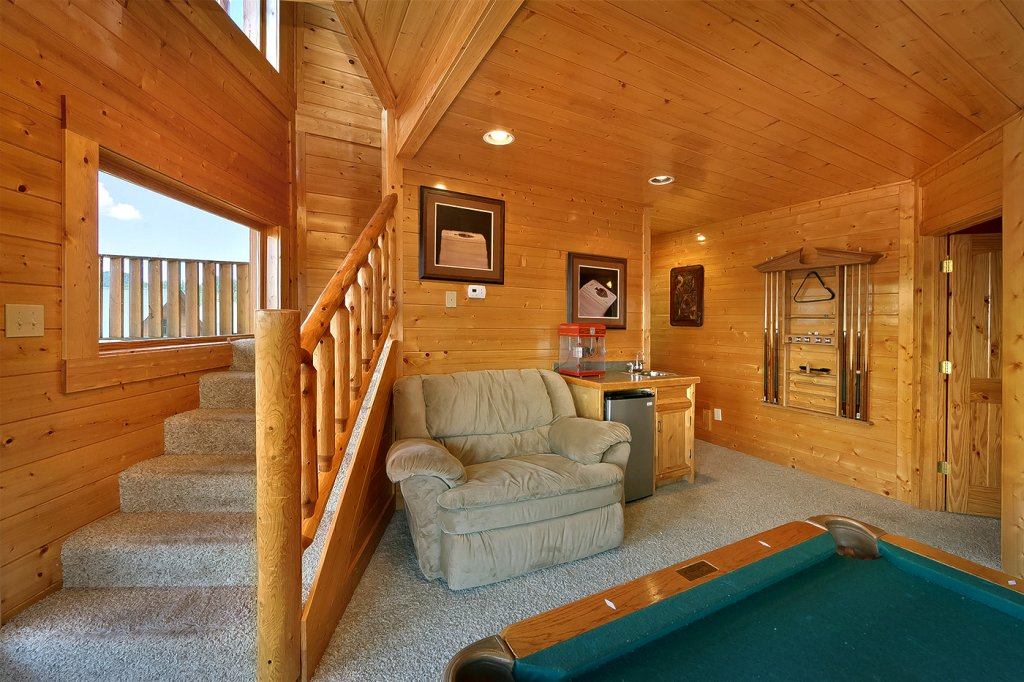 Photo of a Pigeon Forge Cabin named A Glimpse Of Heaven - This is the twelfth photo in the set.