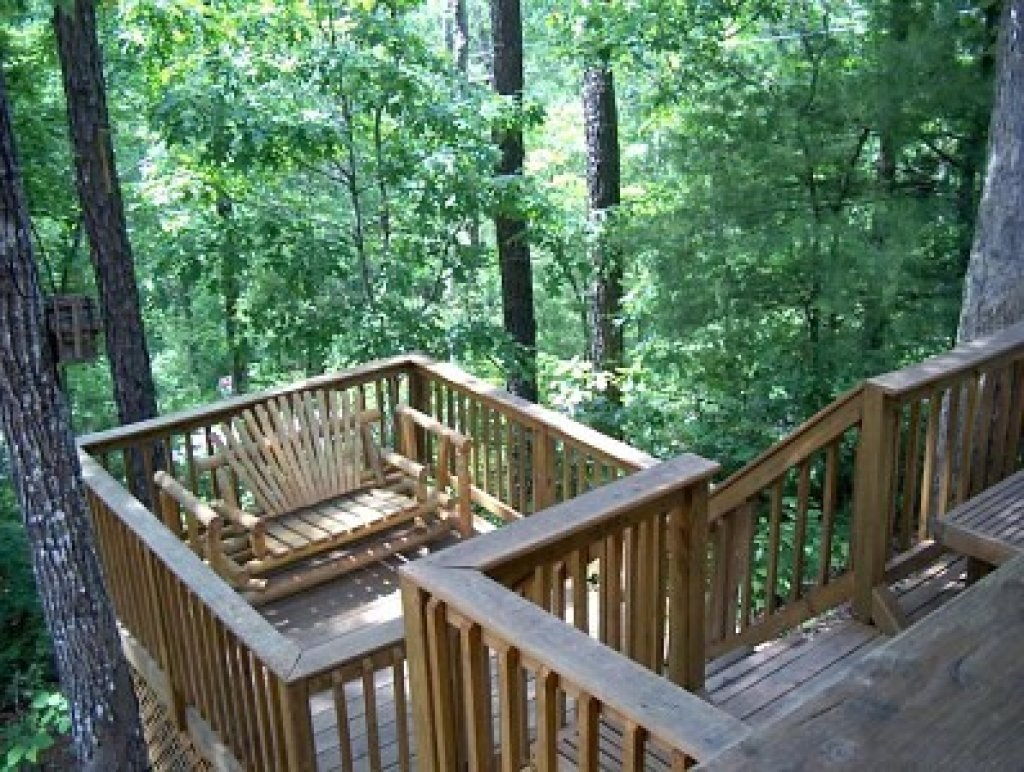 Photo of a Pigeon Forge Cabin named Woodhaven #1741 - This is the nineteenth photo in the set.