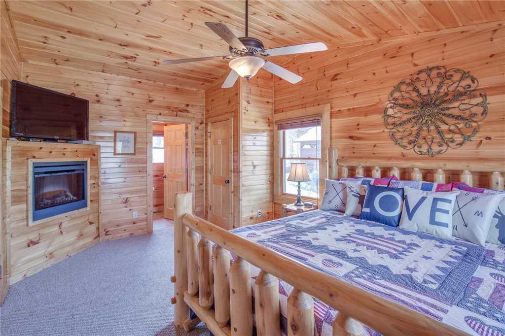 Photo of a Gatlinburg Cabin named Day Dreamer - This is the twentieth photo in the set.