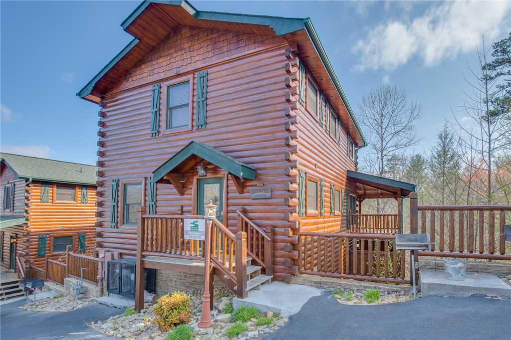 Photo of a Gatlinburg Cabin named Day Dreamer - This is the twenty-eighth photo in the set.