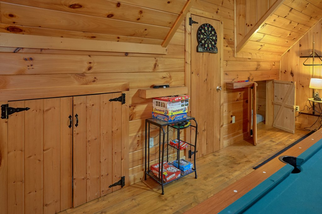 Photo of a Pigeon Forge Cabin named Wet Bear Paws #146 - This is the twenty-third photo in the set.