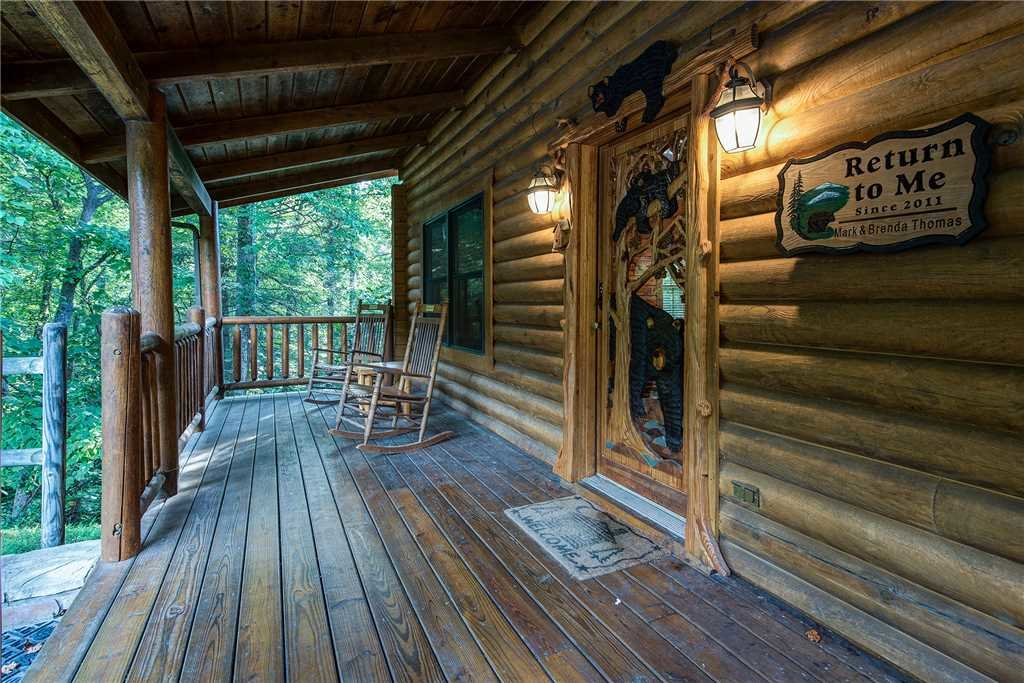 Photo of a Sevierville Cabin named Return To Me - This is the twenty-second photo in the set.