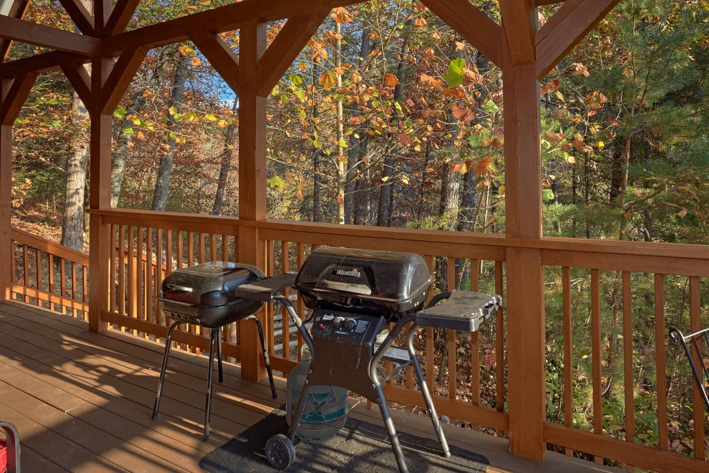 Photo of a Pigeon Forge Cabin named Wet Bear Paws #146 - This is the fifteenth photo in the set.