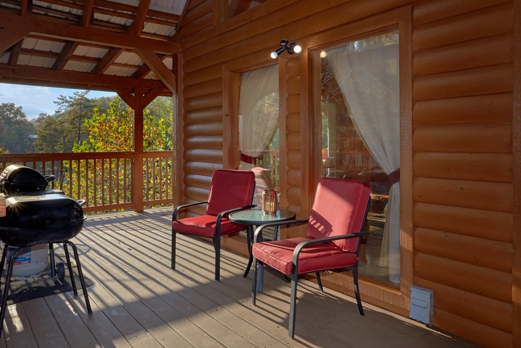 Photo of a Pigeon Forge Cabin named Wet Bear Paws #146 - This is the eleventh photo in the set.