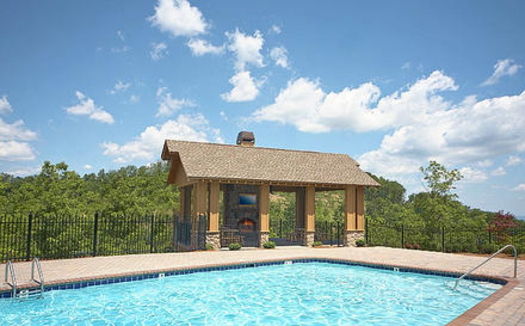 Photo of a Pigeon Forge Cabin named Avalon Mist - This is the twenty-fifth photo in the set.