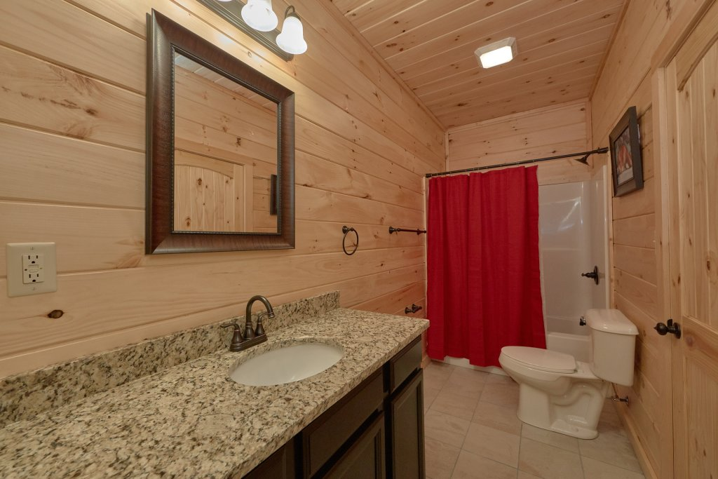 Photo of a Pigeon Forge Cabin named Panoramic Views - This is the twentieth photo in the set.
