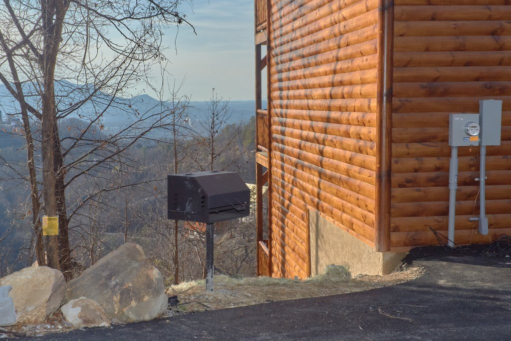 Photo of a Pigeon Forge Cabin named Panoramic Views - This is the twenty-fourth photo in the set.