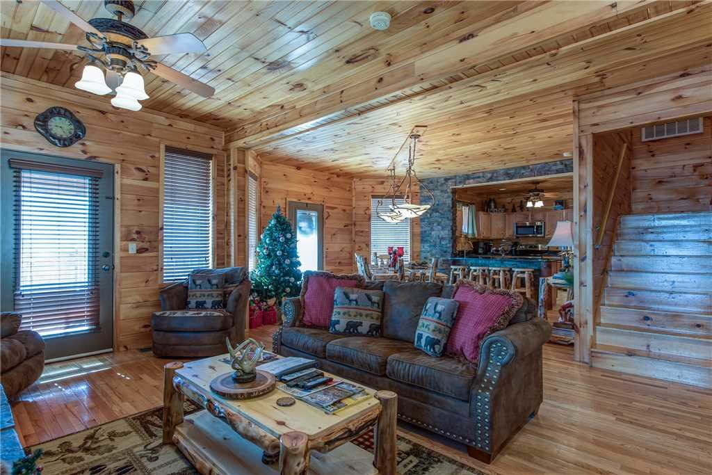 Photo of a Gatlinburg Cabin named Starry Nights Lodge - This is the first photo in the set.
