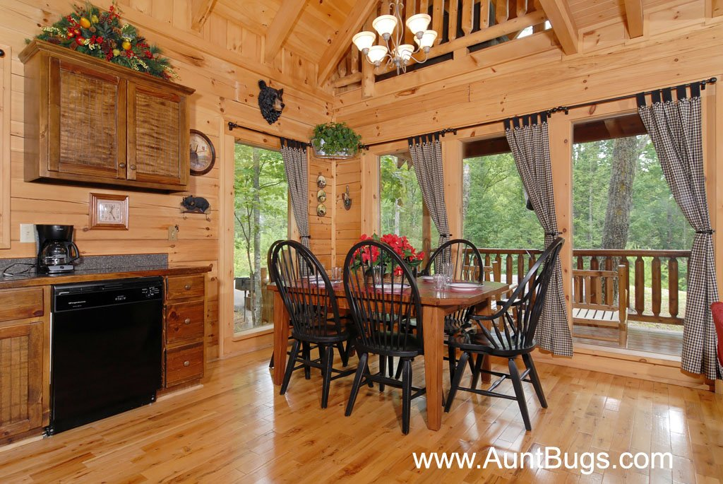 Photo of a Gatlinburg Cabin named Beary Secluded #296 - This is the fifteenth photo in the set.