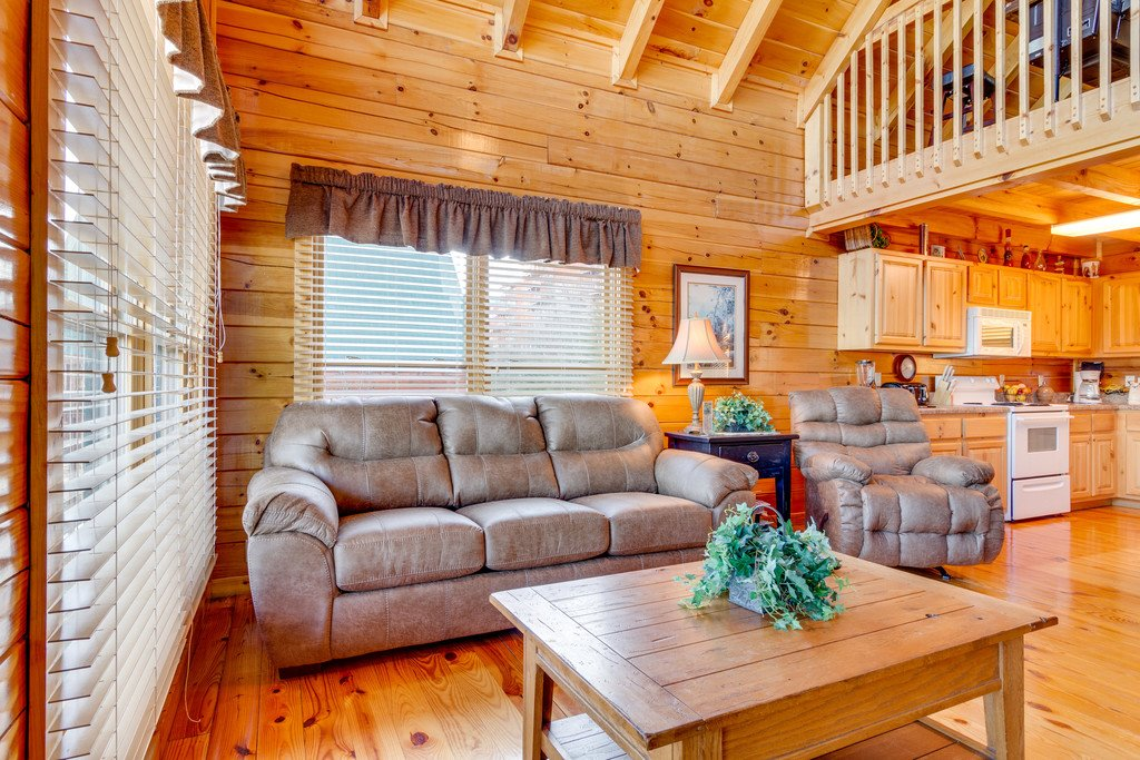 Photo of a Pigeon Forge Cabin named Majestic Horizon - This is the seventh photo in the set.