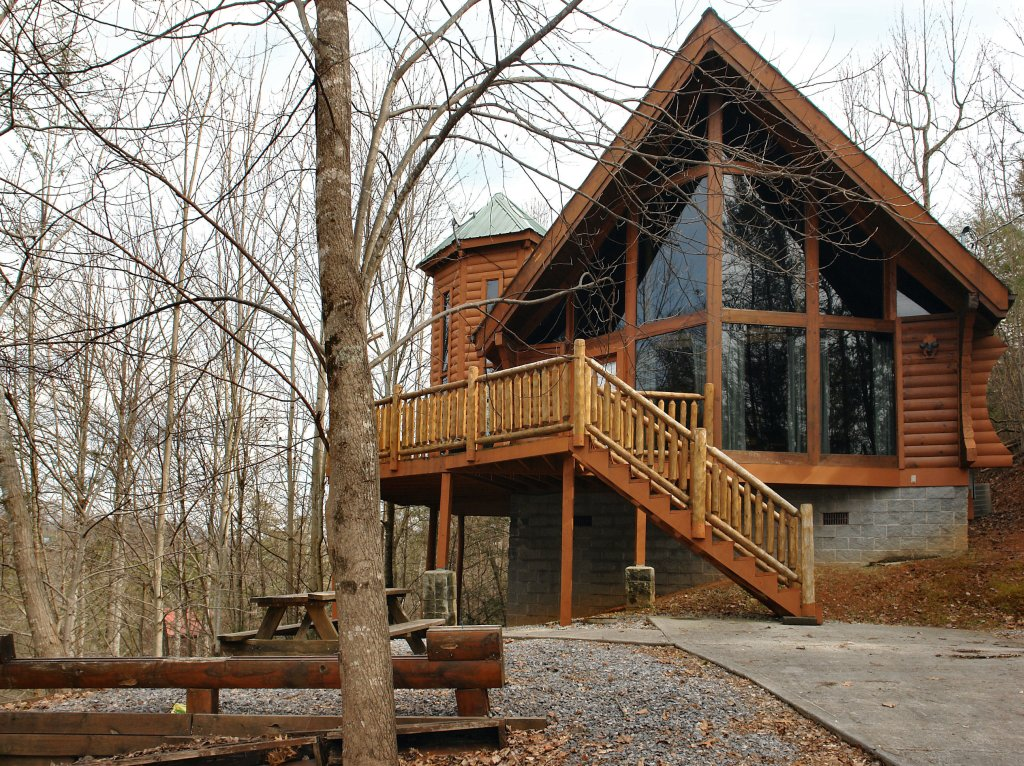 Photo of a Gatlinburg Cabin named Highlander #224 - This is the twenty-sixth photo in the set.