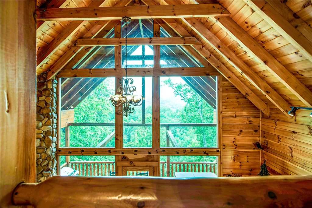 Photo of a Pigeon Forge Cabin named Secluded Romance - This is the fifteenth photo in the set.