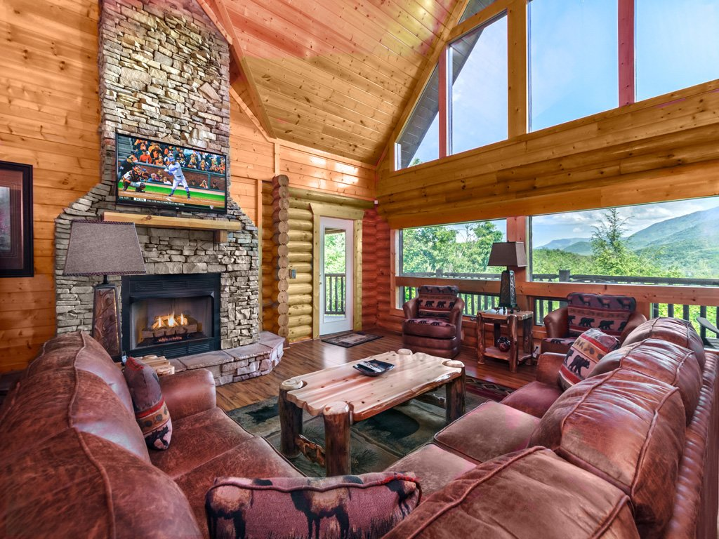 Photo of a Gatlinburg Cabin named Dreamscapes - This is the first photo in the set.