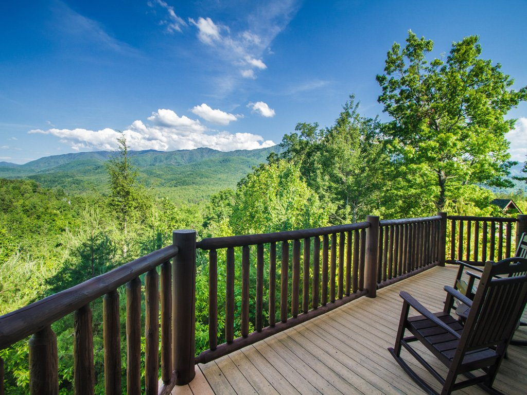 Photo of a Gatlinburg Cabin named Dreamscapes - This is the third photo in the set.