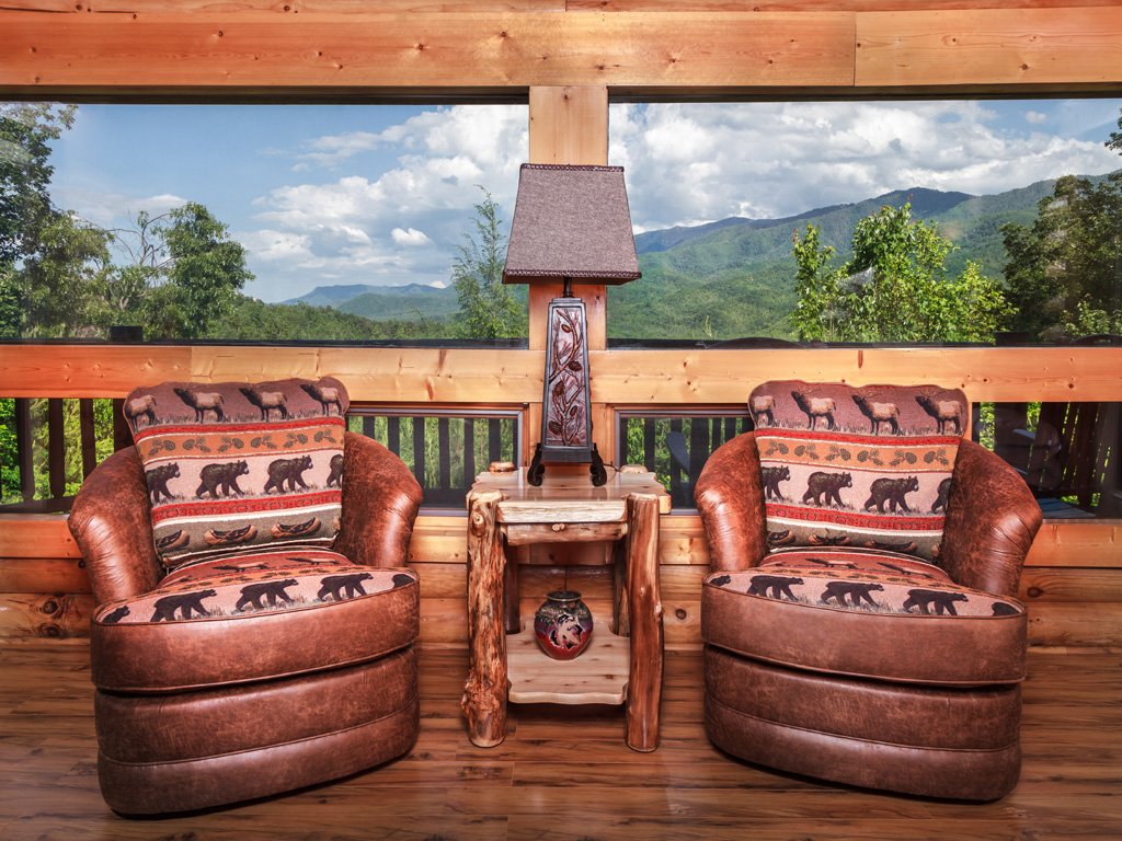Photo of a Gatlinburg Cabin named Dreamscapes - This is the ninth photo in the set.