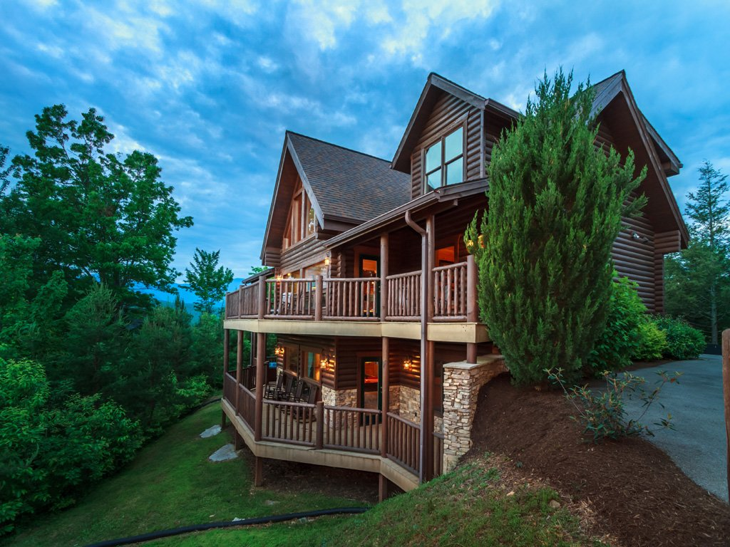 Photo of a Gatlinburg Cabin named Dreamscapes - This is the thirty-fifth photo in the set.