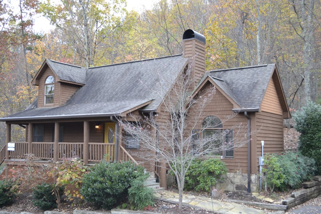 Photo of a Pigeon Forge Cabin named Parkside Haven - This is the fifth photo in the set.