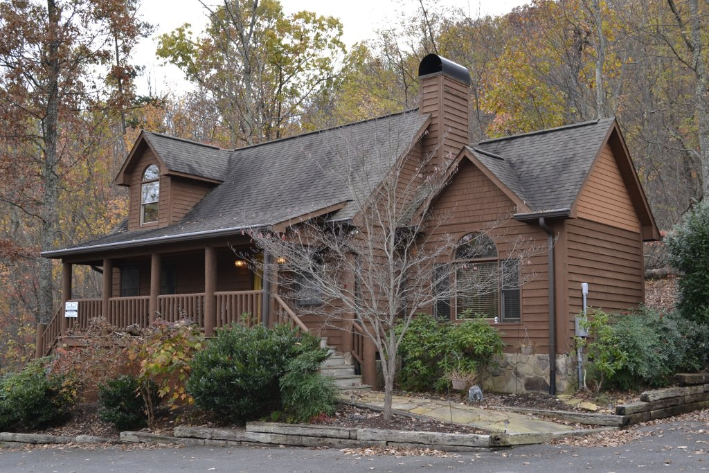 Photo of a Pigeon Forge Cabin named Parkside Haven - This is the seventh photo in the set.