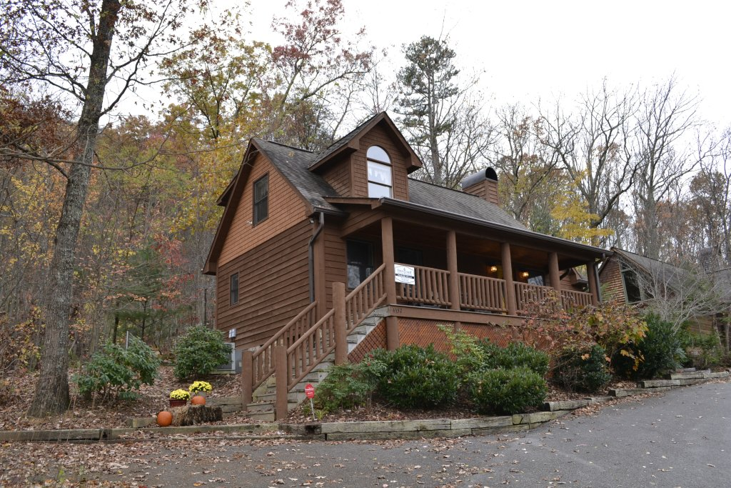 Photo of a Pigeon Forge Cabin named Parkside Haven - This is the sixth photo in the set.
