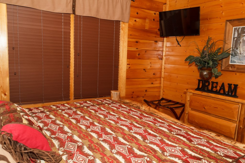 Photo of a Pigeon Forge Cabin named Dream On High - This is the nineteenth photo in the set.