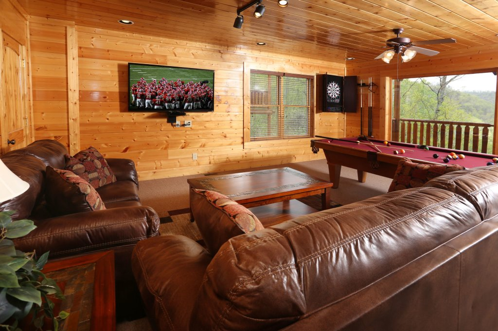Photo of a Pigeon Forge Cabin named Mountain Dreams - This is the twelfth photo in the set.