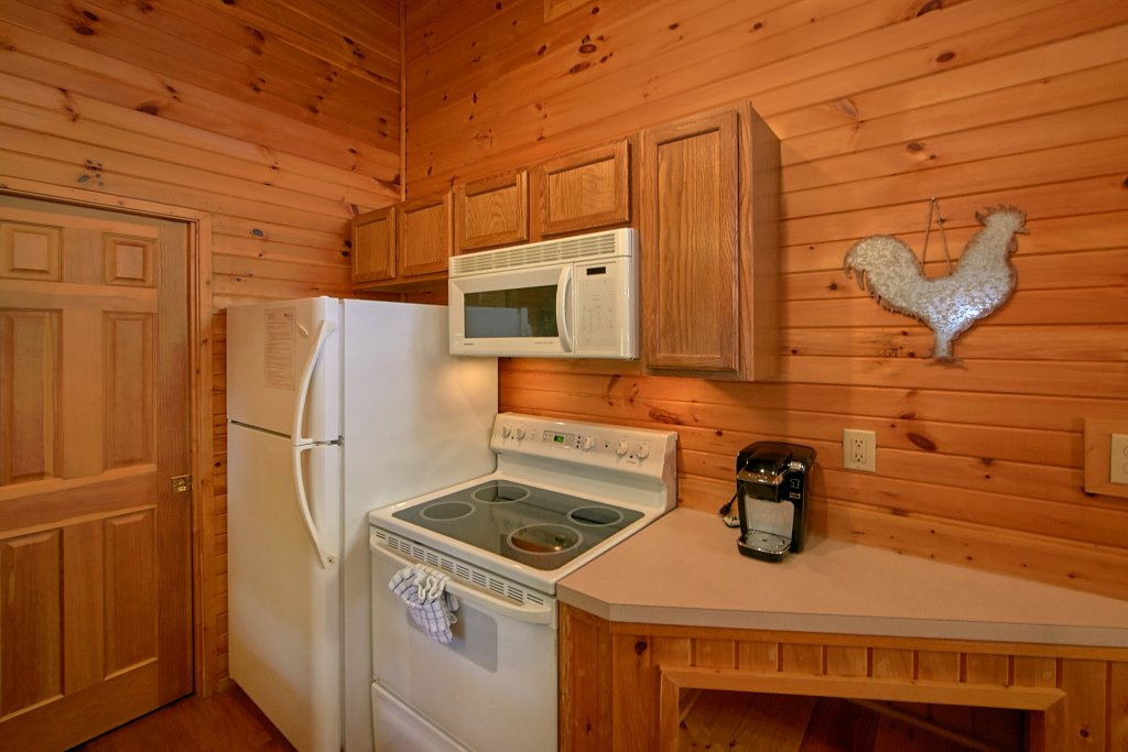 Photo of a Gatlinburg Cabin named Suite Harmony #243 - This is the thirteenth photo in the set.