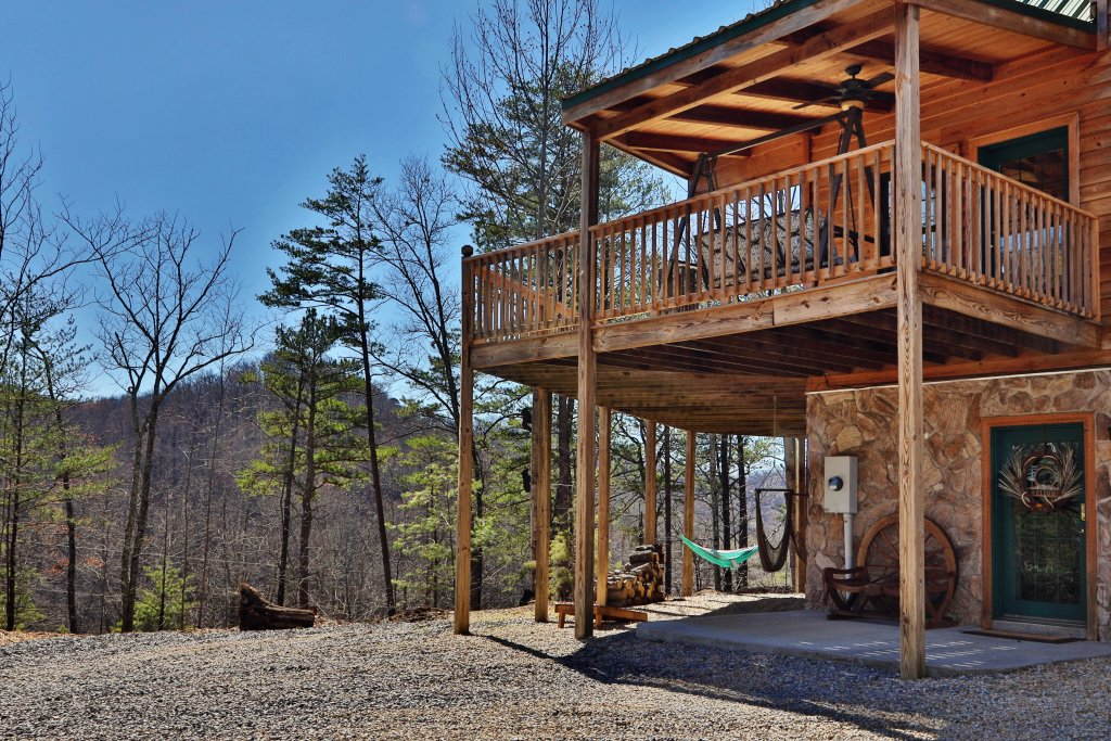 Photo of a Pigeon Forge Cabin named Haven Of Rest - This is the ninth photo in the set.