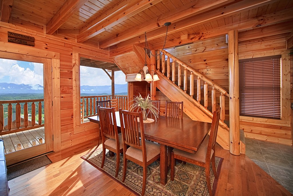 Photo of a Pigeon Forge Cabin named Smoky Sunrise (#53) - This is the sixth photo in the set.