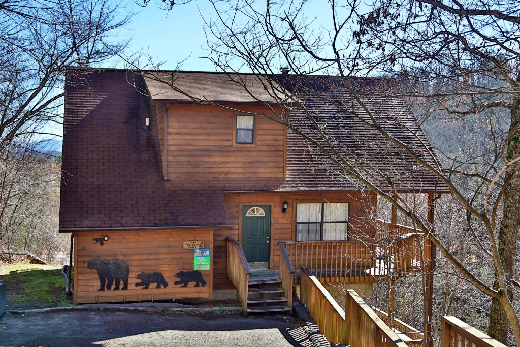 Photo of a Gatlinburg Cabin named Fox Run Escape #1140 - This is the fourth photo in the set.
