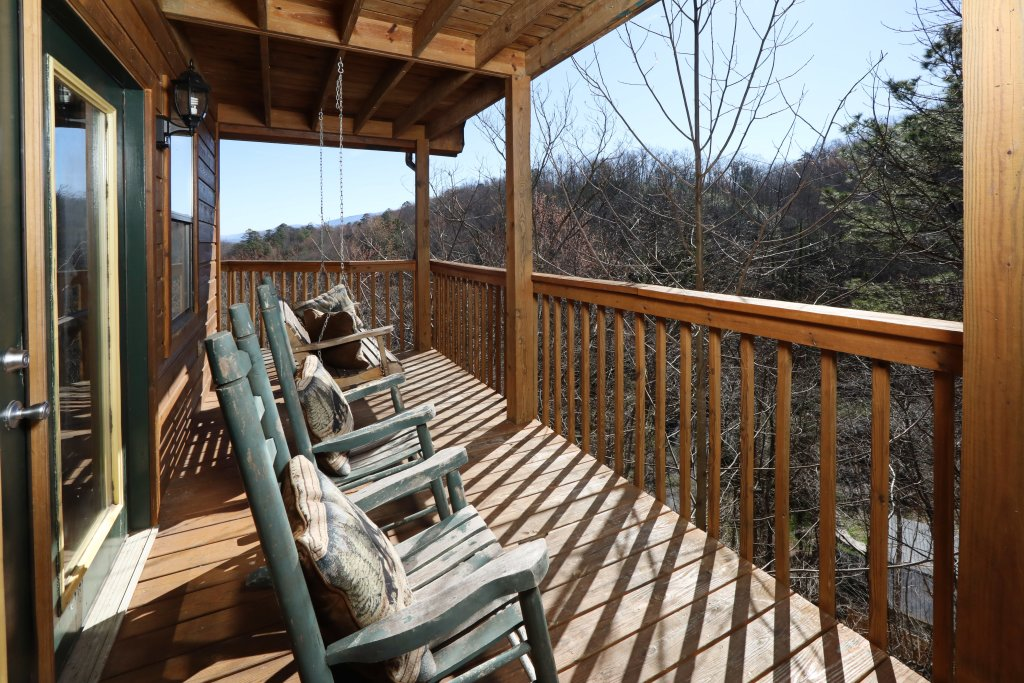 Photo of a Gatlinburg Cabin named Fox Run Escape #1140 - This is the fifteenth photo in the set.