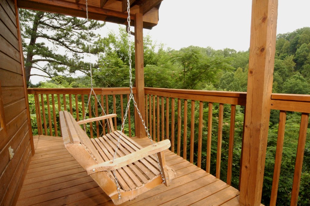 Photo of a Gatlinburg Cabin named Fox Run Escape #1140 - This is the twenty-ninth photo in the set.