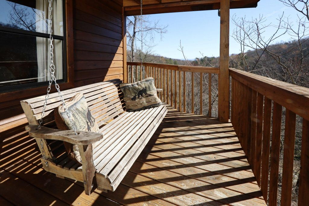 Photo of a Gatlinburg Cabin named Fox Run Escape #1140 - This is the sixteenth photo in the set.