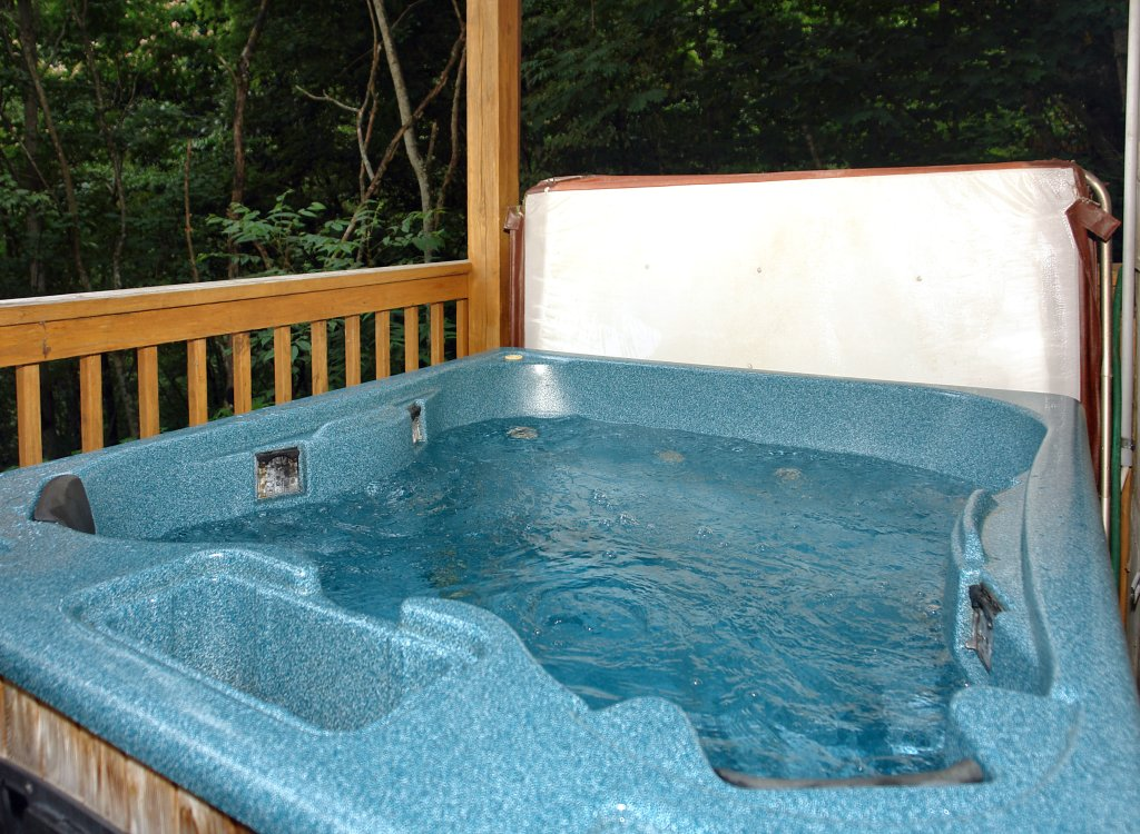 Photo of a Gatlinburg Cabin named Fox Run Escape #1140 - This is the thirtieth photo in the set.