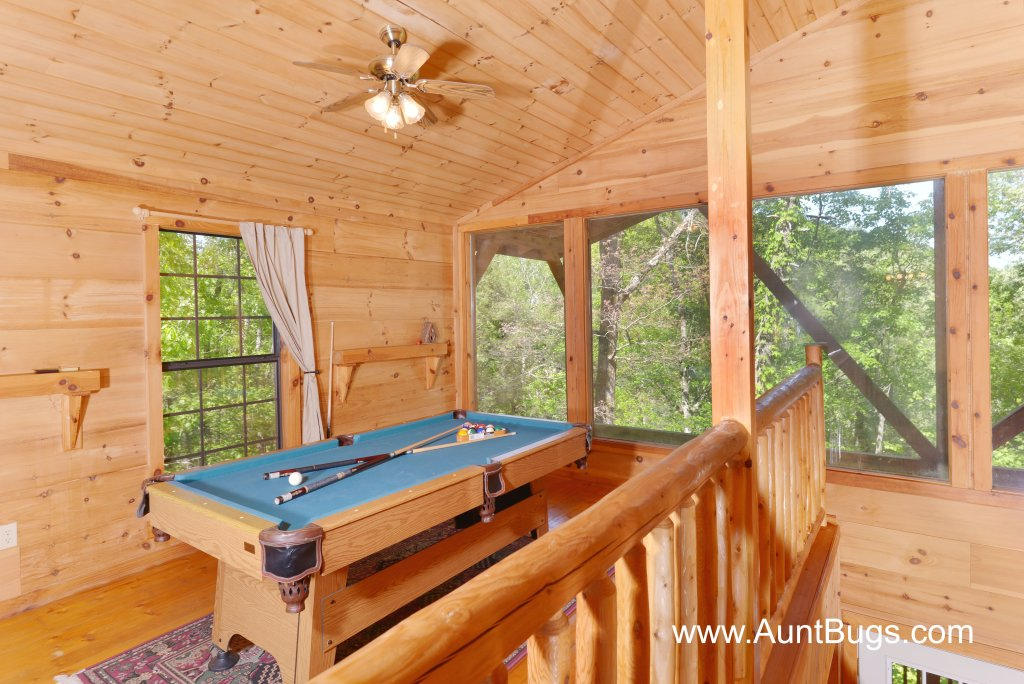 Photo of a Pigeon Forge Cabin named Above The Falls #144 - This is the thirtieth photo in the set.