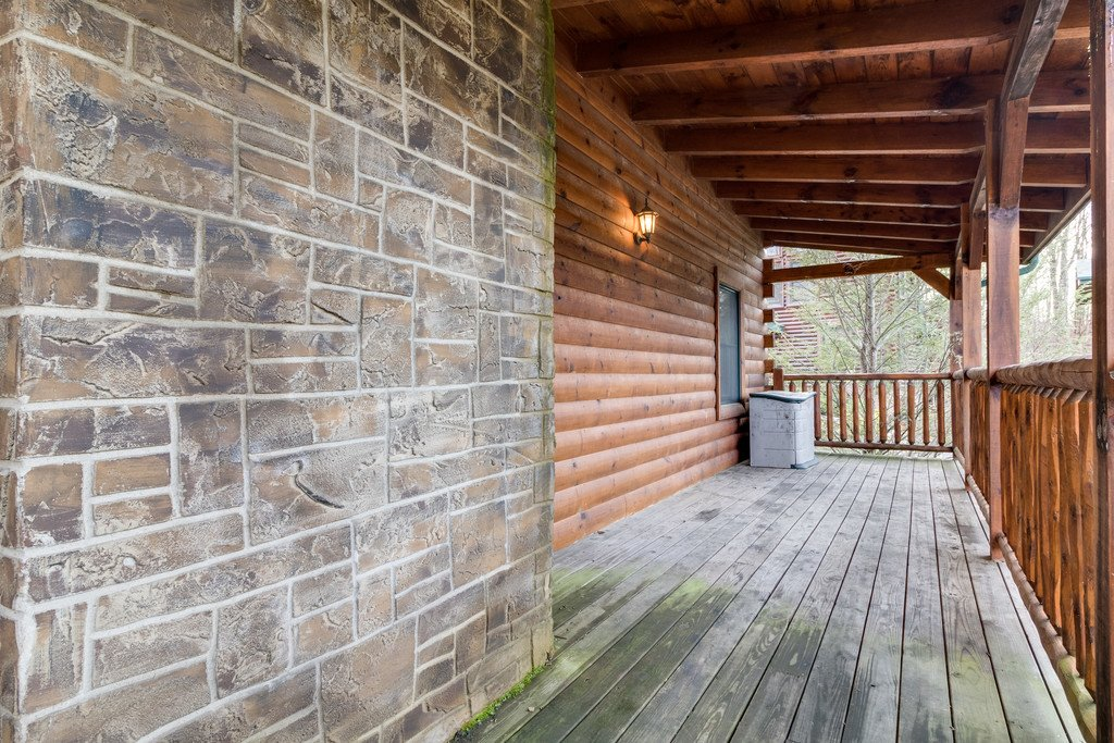 Photo of a Gatlinburg Cabin named Star Gazer At Hemlock Hills - This is the seventh photo in the set.