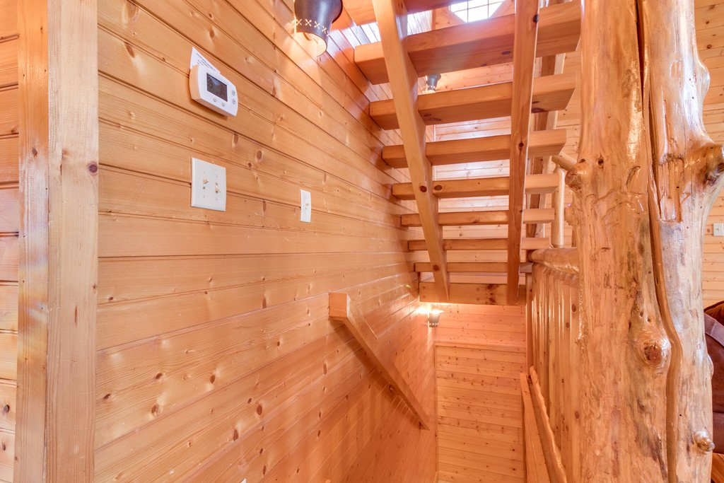 Photo of a Gatlinburg Cabin named Star Gazer At Hemlock Hills - This is the twentieth photo in the set.