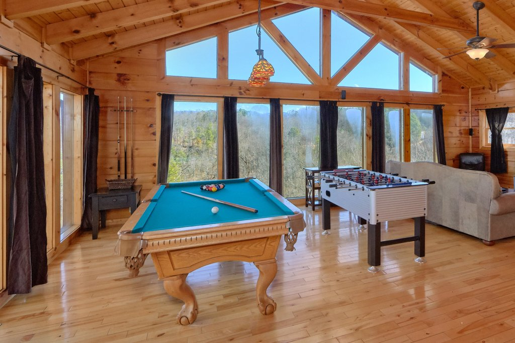 Photo of a Gatlinburg Cabin named Smoky Mountain Serenity - This is the twenty-fifth photo in the set.