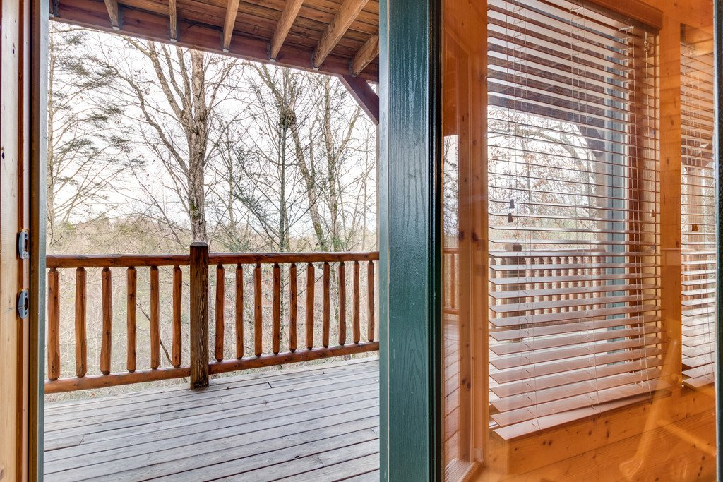 Photo of a Gatlinburg Cabin named Star Gazer At Hemlock Hills - This is the thirty-first photo in the set.
