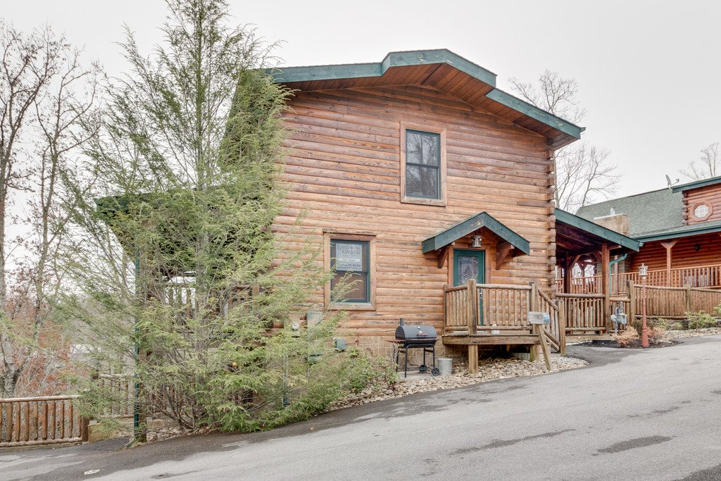 Photo of a Gatlinburg Cabin named Star Gazer At Hemlock Hills - This is the forty-seventh photo in the set.