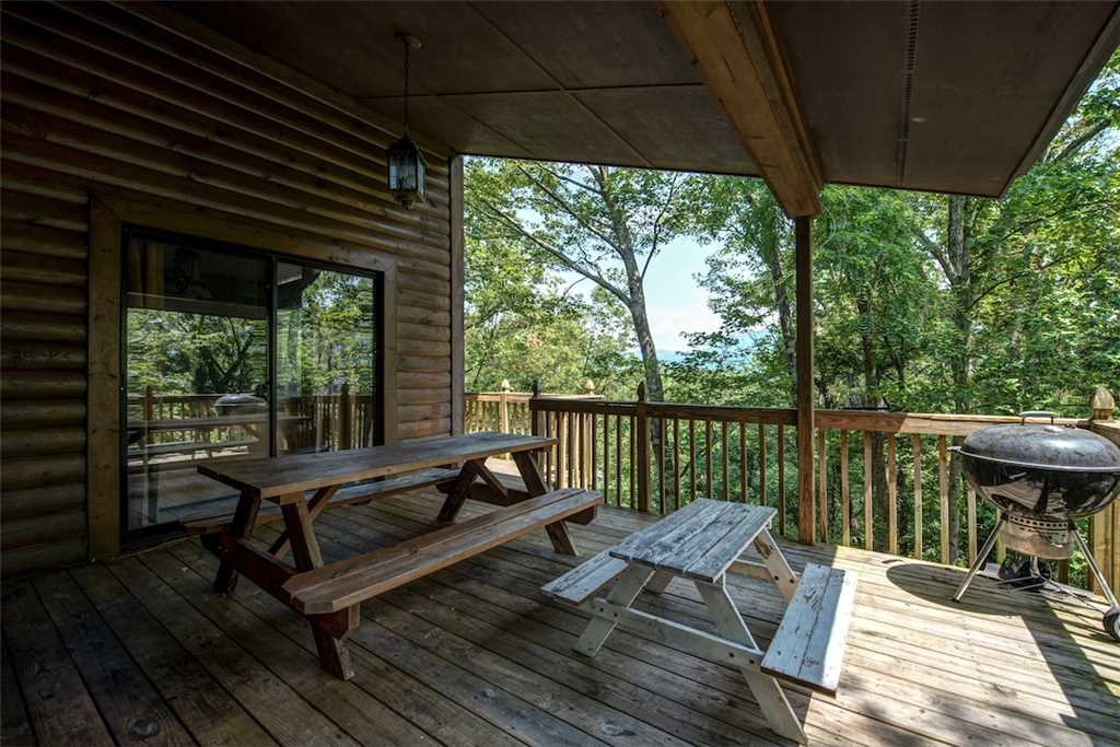 Photo of a Gatlinburg Cabin named Scenic Vista - This is the twenty-fifth photo in the set.
