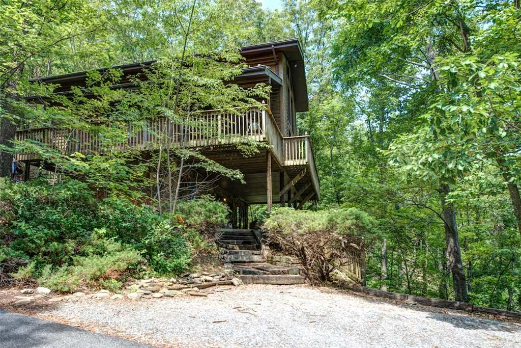 Photo of a Gatlinburg Cabin named Scenic Vista - This is the twenty-fourth photo in the set.