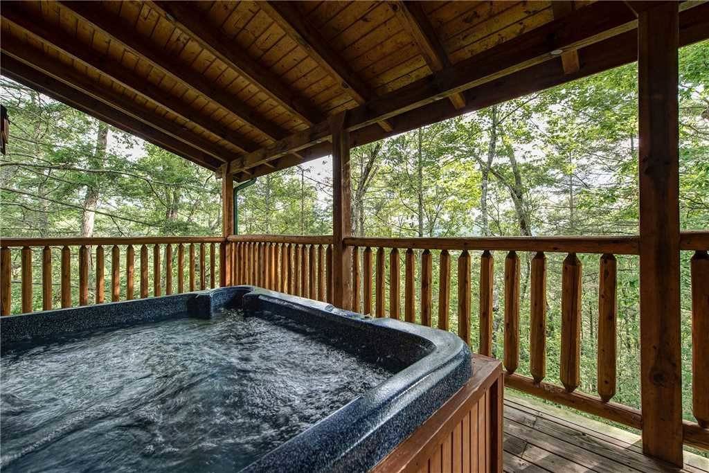Photo of a Pigeon Forge Cabin named A Desire Fulfilled - This is the third photo in the set.