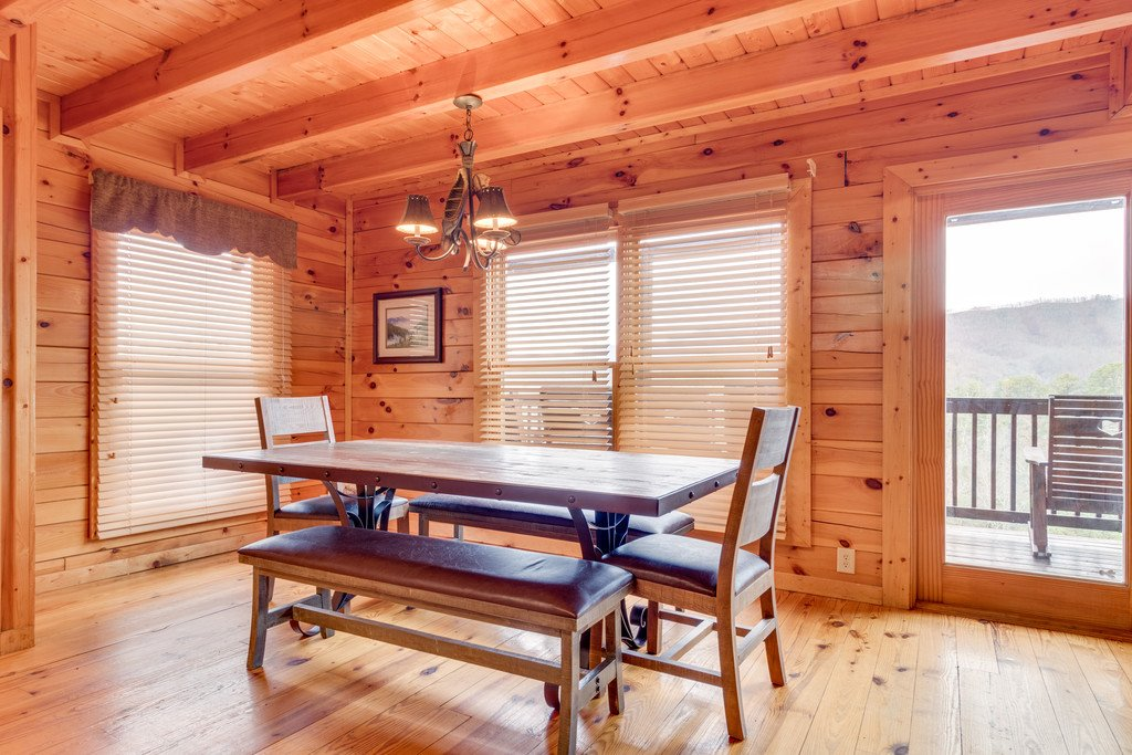 Photo of a Pigeon Forge Cabin named Lap Of Luxury - This is the seventh photo in the set.