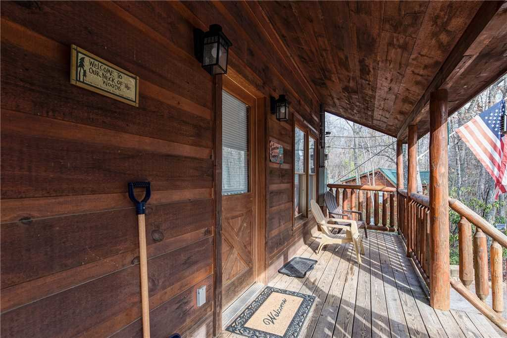 Photo of a Gatlinburg Cabin named A Tennessee Treasure Ii - This is the twenty-second photo in the set.