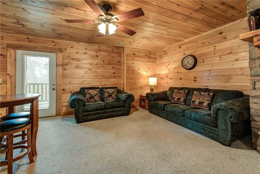Photo of a Pigeon Forge Cabin named A Desire Fulfilled - This is the fourteenth photo in the set.