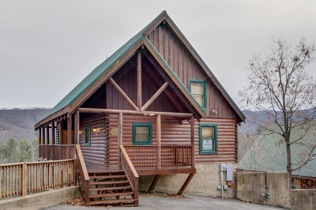 Photo of a Pigeon Forge Cabin named Lap Of Luxury - This is the fifty-fifth photo in the set.
